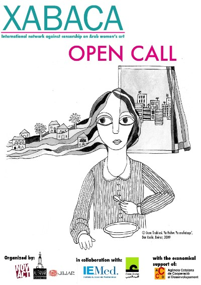 OPEN CALL for all Arab female artists